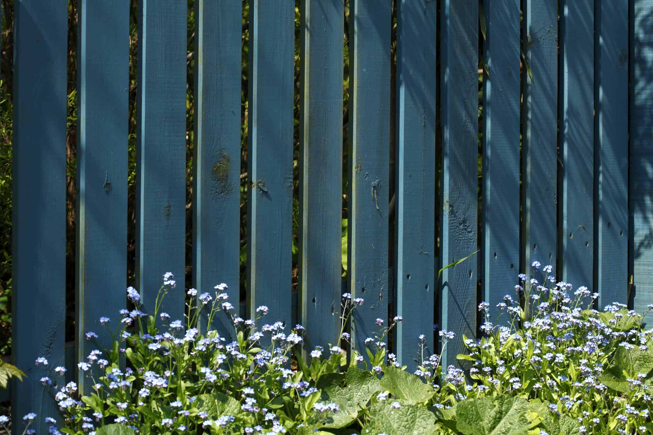 San Bernardino Fences - Wood Fence