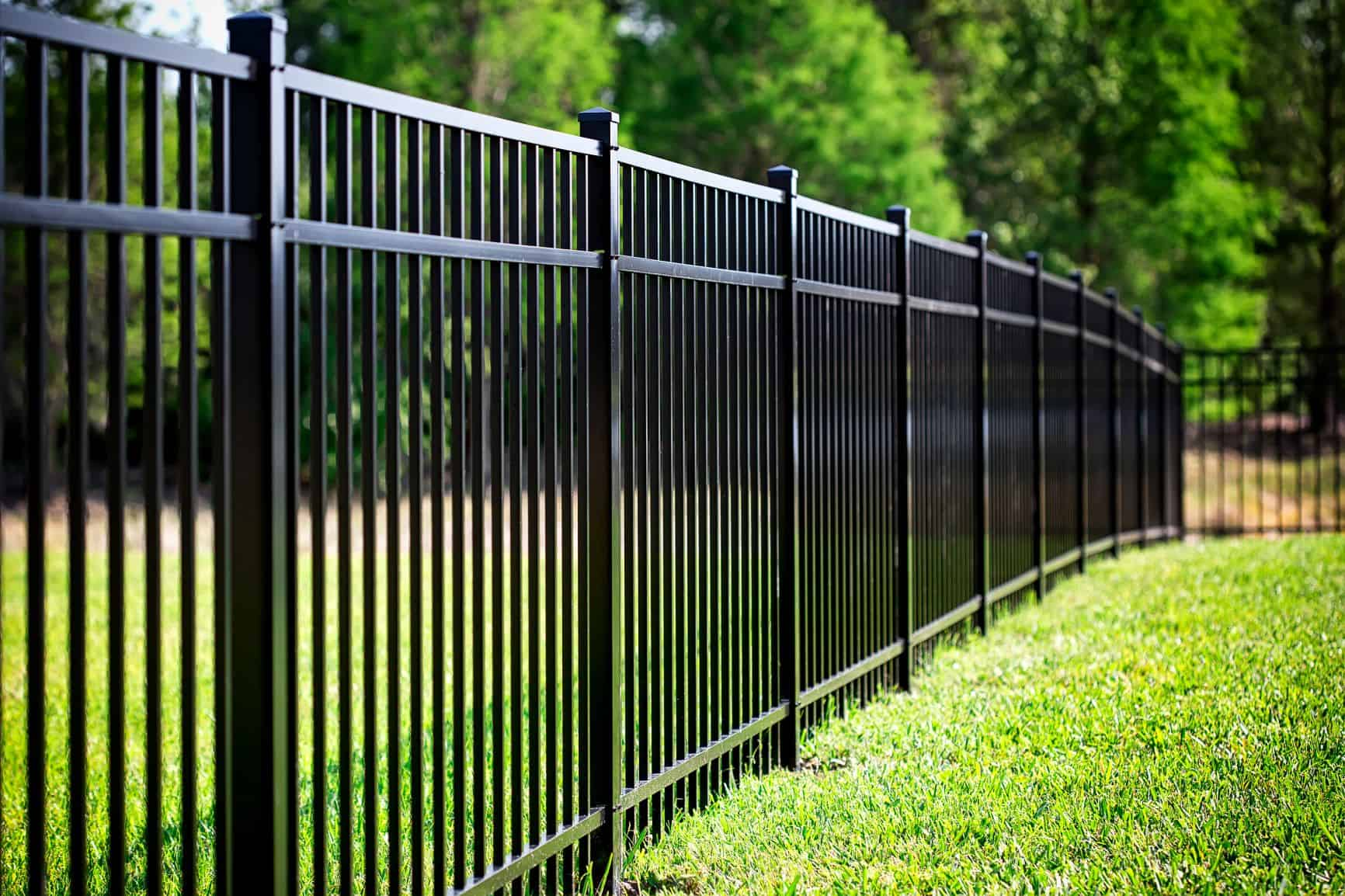 Aluminum fence San Bernardino