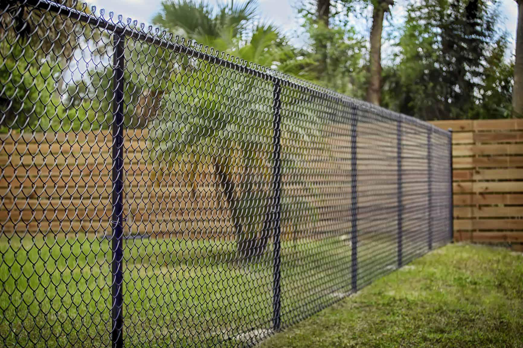 chain link fence San Bernardino
