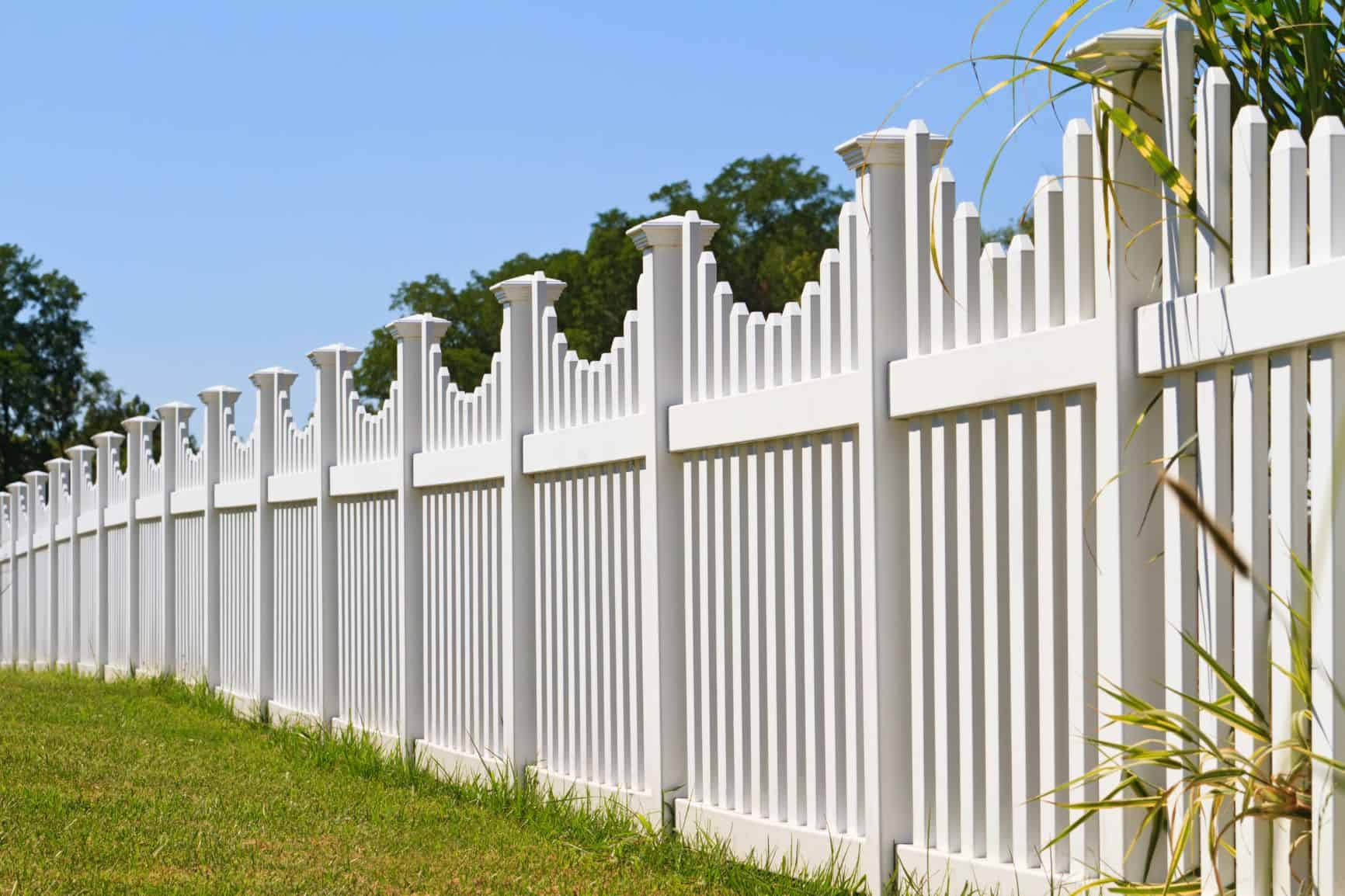 vinyl fence San Bernardino